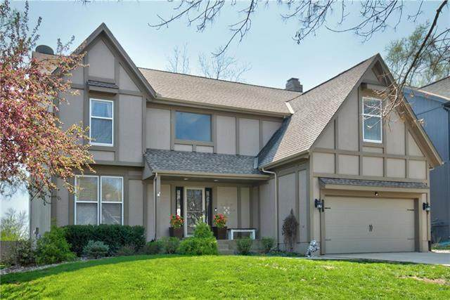 6307 W 150th Street, Overland Park, KS 66223 (#2215190) :: House of Couse Group