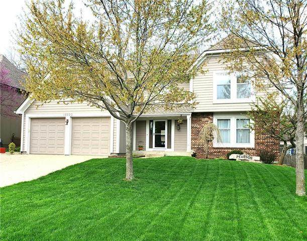 15500 S Downing Street, Olathe, KS 66062 (#2215340) :: Team Real Estate