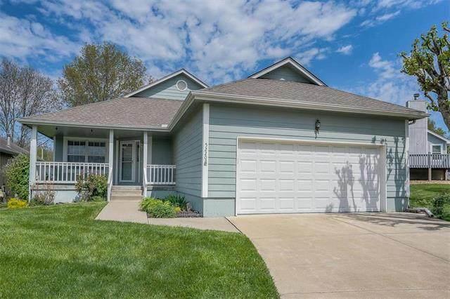 5220 S Megan Drive, Independence, MO 64055 (#2217365) :: Eric Craig Real Estate Team