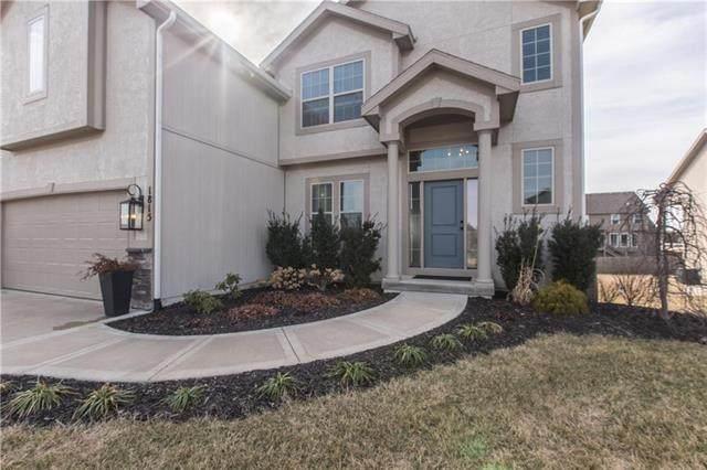 1815 NW 94th Terrace, Kansas City, MO 64155 (#2217751) :: Dani Beyer Real Estate