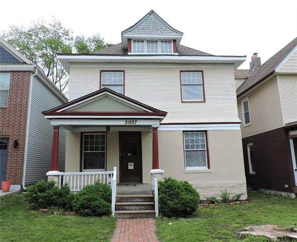 3007 Mcgee Street, Kansas City, MO 64108 (#2218599) :: The Shannon Lyon Group - ReeceNichols