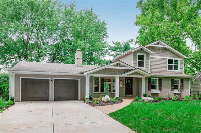 3716 W 83rd Terrace, Prairie Village, KS 66206 (#2218878) :: Jessup Homes Real Estate | RE/MAX Infinity