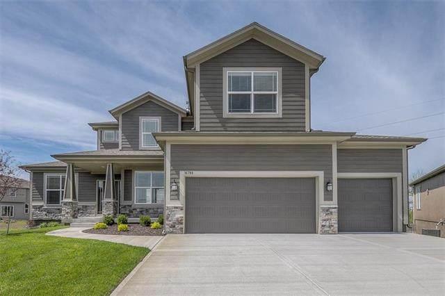 16798 S Skyview Lane, Olathe, KS 66062 (#2219243) :: Jessup Homes Real Estate | RE/MAX Infinity