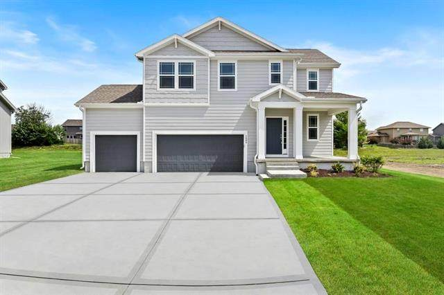 1544 SW Arborpark Terrace, Lee's Summit, MO 64082 (#2219340) :: House of Couse Group
