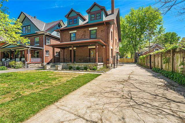 3533 Locust Street, Kansas City, MO 64109 (#2219375) :: House of Couse Group