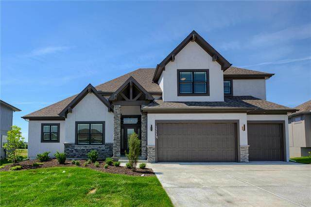 15733 W 165th Terrace, Olathe, KS 66062 (#2220964) :: House of Couse Group