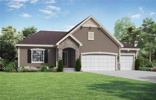 3213 SE Mill Creek Lane, Lee's Summit, MO 64063 (#2222184) :: The Shannon Lyon Group - ReeceNichols