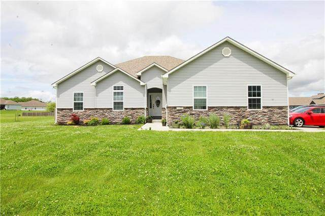 1177 SE 185 Road, Knob Noster, MO 65336 (#2222713) :: House of Couse Group