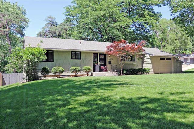 4502 W 78th Terrace, Prairie Village, KS 66208 (#2222793) :: Team Real Estate
