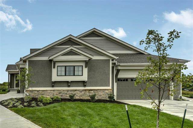 11448 S Noreston Street, Olathe, KS 66061 (#2223081) :: The Kedish Group at Keller Williams Realty