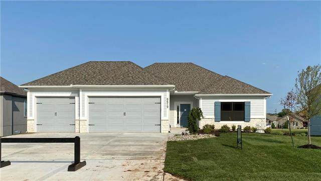 6619 Mccormick Drive, Shawnee, KS 66226 (#2223400) :: House of Couse Group