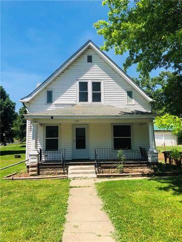 1123 Division Street, Atchison, KS 66002 (#2223704) :: Ron Henderson & Associates