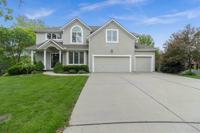 7311 W 145th Terrace, Overland Park, KS 66223 (#2224287) :: Dani Beyer Real Estate