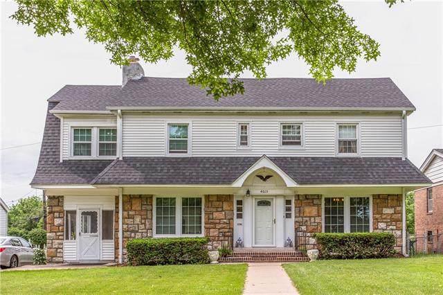 4015 Gladstone Boulevard, Kansas City, MO 64123 (#2224354) :: Dani Beyer Real Estate