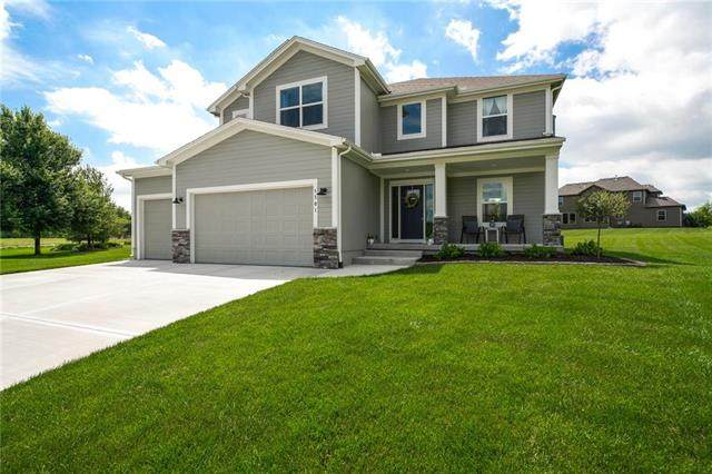 1301 Jeremy Circle, Raymore, MO 64083 (#2224387) :: Jessup Homes Real Estate | RE/MAX Infinity