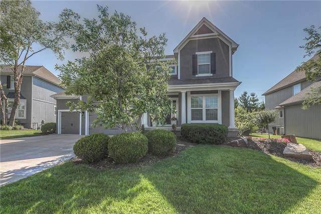 15609 Slater Street, Overland Park, KS 66221 (#2225997) :: Jessup Homes Real Estate | RE/MAX Infinity