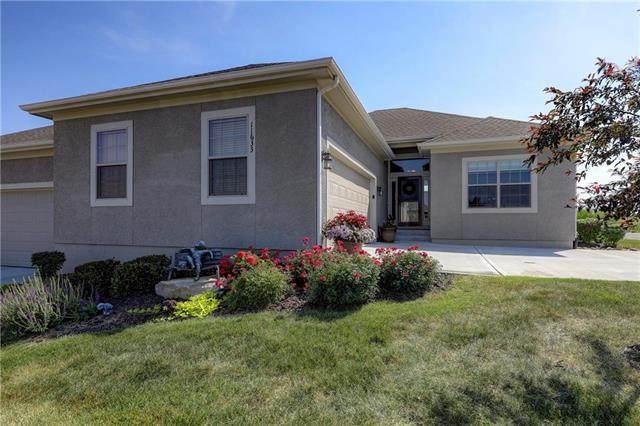 11633 S Noreston Street, Olathe, KS 66061 (#2226533) :: Five-Star Homes