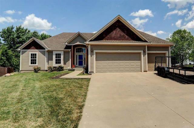 590 N Evergreen Street, Gardner, KS 66030 (#2226550) :: Team Real Estate