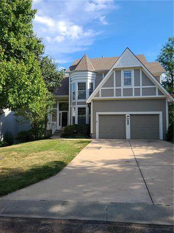 8319 W 122nd Street, Overland Park, KS 66213 (#2226846) :: House of Couse Group