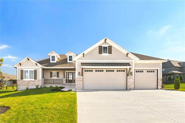 117 NW Mackenzie Drive, Lee's Summit, MO 64081 (#2227537) :: The Shannon Lyon Group - ReeceNichols