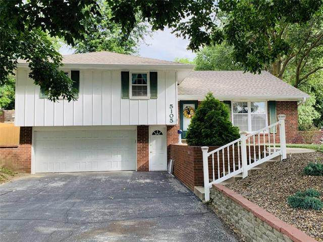 5105 Eastcrest Court, St Joseph, MO 64506 (#2227775) :: House of Couse Group