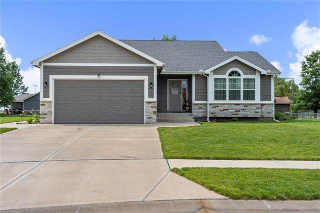 314 Pendleton Court, Wellsville, KS 66092 (#2227974) :: Eric Craig Real Estate Team