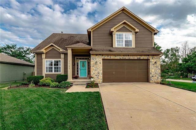 20943 W 224th Street, Spring Hill, KS 66083 (#2228273) :: Eric Craig Real Estate Team