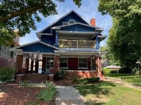 3838 Harrison Street, Kansas City, MO 64109 (#2228719) :: Jessup Homes Real Estate | RE/MAX Infinity