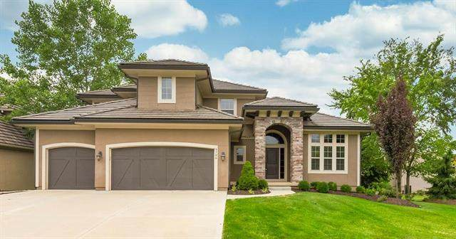 9706 Wild Rose Lane, Lenexa, KS 66227 (#2229141) :: Edie Waters Network