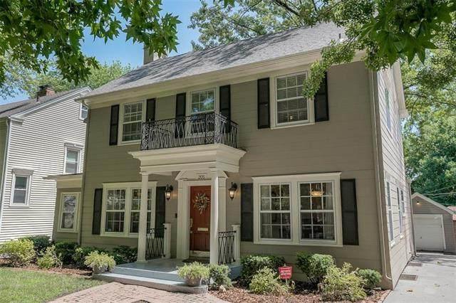 205 E Winthrope Road, Kansas City, MO 64113 (#2229335) :: House of Couse Group