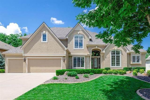26156 W 108th Terrace, Olathe, KS 66061 (#2229415) :: Jessup Homes Real Estate | RE/MAX Infinity