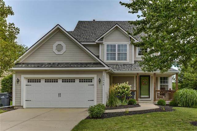 15046 W 145 Street, Olathe, KS 66062 (#2229695) :: The Shannon Lyon Group - ReeceNichols