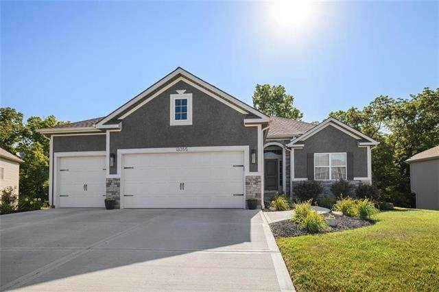 13355 N Silver Ridge Drive, Platte City, MO 64079 (#2229925) :: House of Couse Group
