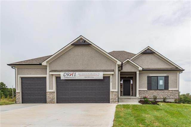 2321 NE Andromada Court, Blue Springs, MO 64029 (#2230338) :: House of Couse Group