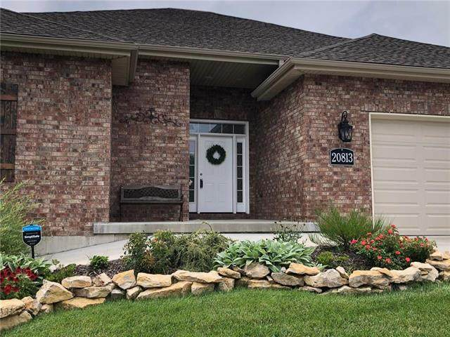 20813 E 50th Terrace Drive, Blue Springs, MO 64015 (#2230444) :: Jessup Homes Real Estate | RE/MAX Infinity