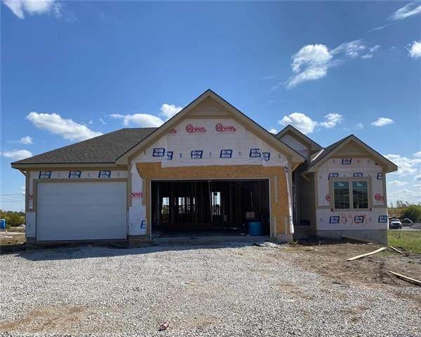 18903 Longview Road, Spring Hill, KS 66083 (#2231063) :: Five-Star Homes