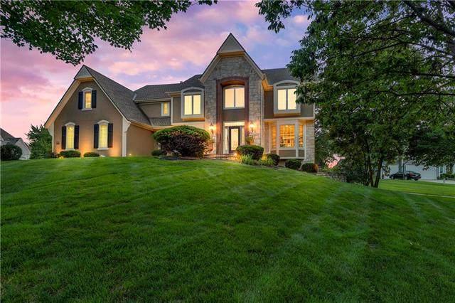 12303 W 128th Street, Overland Park, KS 66213 (#2231258) :: Ron Henderson & Associates