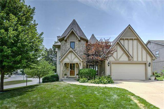 8701 NW 85th Terrace, Kansas City, MO 64153 (#2231606) :: Ron Henderson & Associates