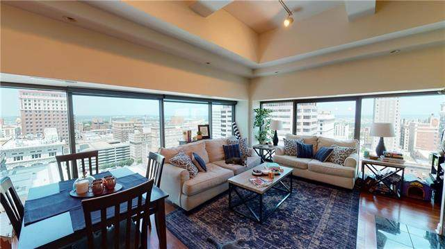 1101 Walnut Street #1603, Kansas City, MO 64106 (#2231787) :: Eric Craig Real Estate Team