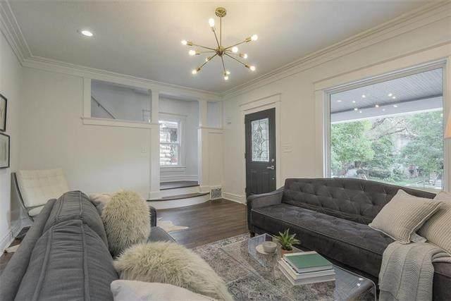 4144 Harrison Street, Kansas City, MO 64110 (#2232201) :: Ron Henderson & Associates