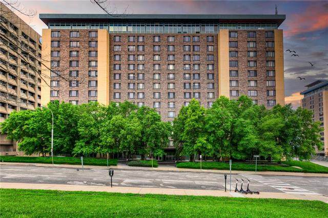 600 E 8th Street 11R, Kansas City, MO 64106 (#2232310) :: Eric Craig Real Estate Team