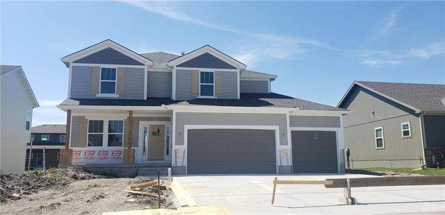 1606 NE Jaclyn Drive, Grain Valley, MO 64029 (#2232529) :: The Gunselman Team