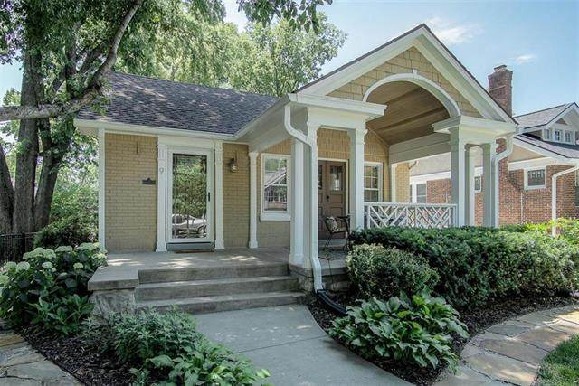 9 W 66th Terrace, Kansas City, MO 64113 (#2232620) :: House of Couse Group