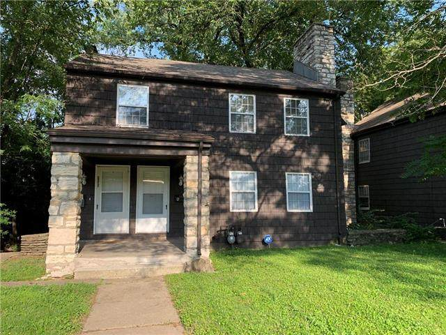 4605 Harrison St Street, Kansas City, MO 64110 (#2233107) :: House of Couse Group