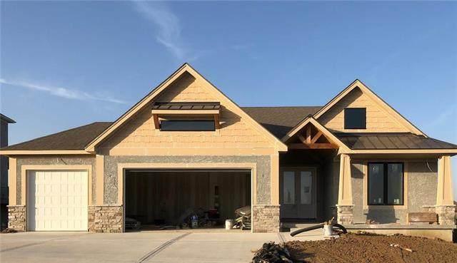 3610 W 158 Terrace, Overland Park, KS 66224 (#2233578) :: The Kedish Group at Keller Williams Realty