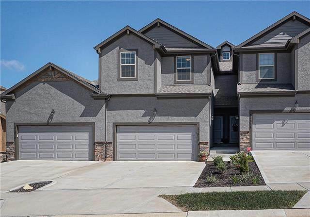 21818 W 123rd Terrace, Olathe, KS 66061 (#2233805) :: Ron Henderson & Associates