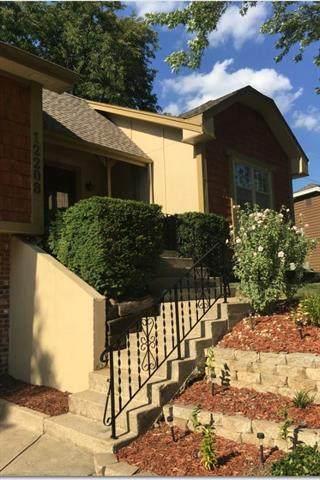 12208 W 72nd Terrace, Shawnee, KS 66216 (#2233997) :: Ron Henderson & Associates