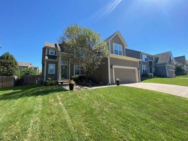 866 S Jaide Lane, Olathe, KS 66061 (#2234464) :: Jessup Homes Real Estate   RE/MAX Infinity