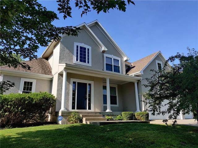 10605 NE 102 Terrace, Kansas City, MO 64157 (#2235012) :: Ron Henderson & Associates