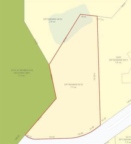 Lot 12 Cedar Hills Road, Olathe, KS 66061 (#2235047) :: Ron Henderson & Associates